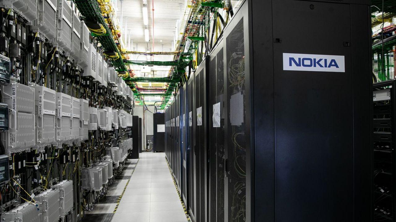Nokia a remporté à ce stade 48 contrats 5G, contre 60 pour Huawei et 47 pour Ericsson.