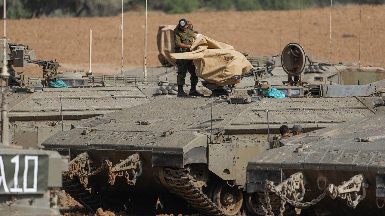 Les frappes israéliennes sur Gaza ont déjà fait au moins 26 morts.