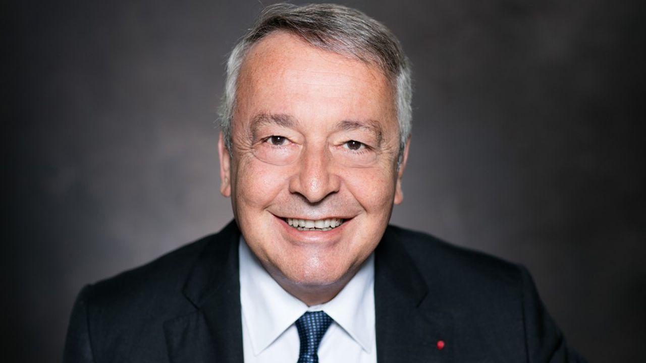 Antoine Frérot, le président-directeur général du groupe Veolia.