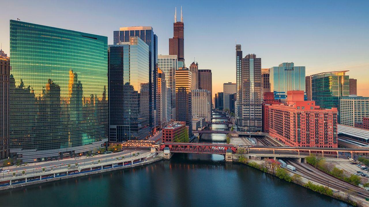 Chicago est la patrie des traders haute fréquence, qui ont commencé leur carrière sur les marchés à la criée de la ville avant de se lancer dans le trading algorithmique