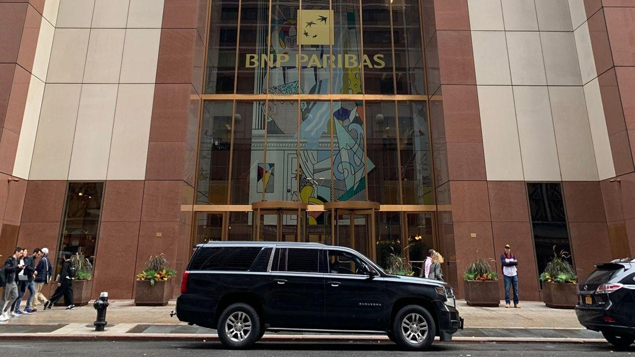 La filiale américaine de BNP Paribas a écopé d'une amende de 15 millions de dollars pour des « défaillances dans le programme anti-blanchiment d'argent et la surveillance » d'opérations.