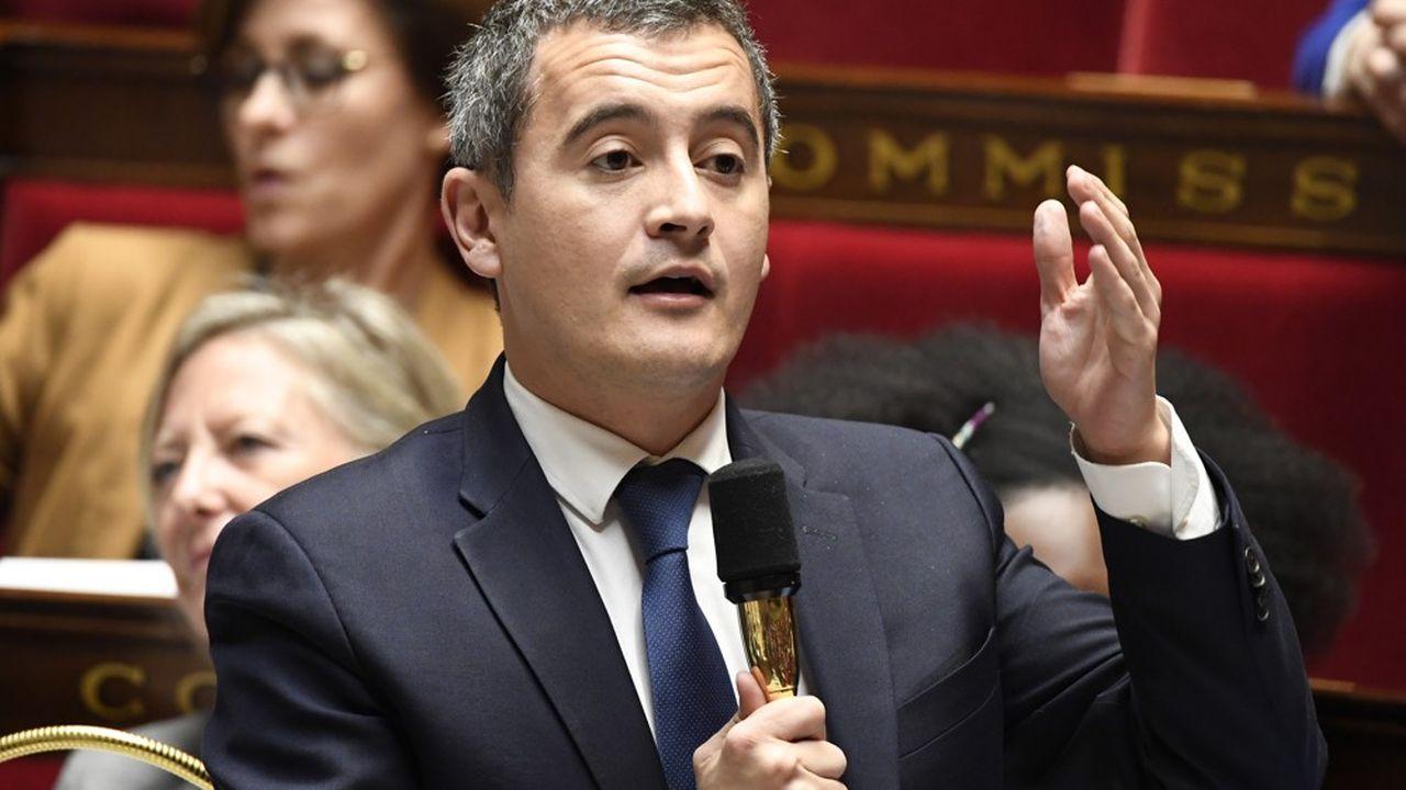 «La voiture du voleur va plus vite que la voiture du gendarme» fiscal, qui doit désormais «utiliser les nouvelles technologies», a défendu le ministre de l'Action et des Comptes publics, Gérald Darmanin.