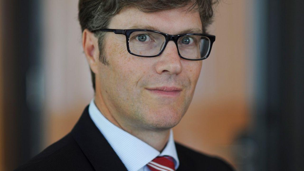 Joël Le Saux est gérant de portefeuille chez SYZ Asset Management.