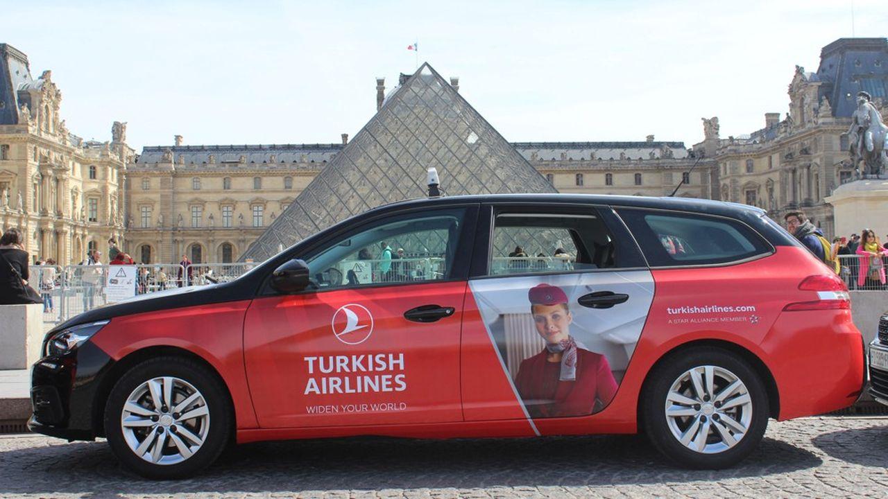 Le nouveau président de Quadriplay vise dans un premier temps une flotte de 15.000 taxis parisiens et une partie des 30.000 VTC.
