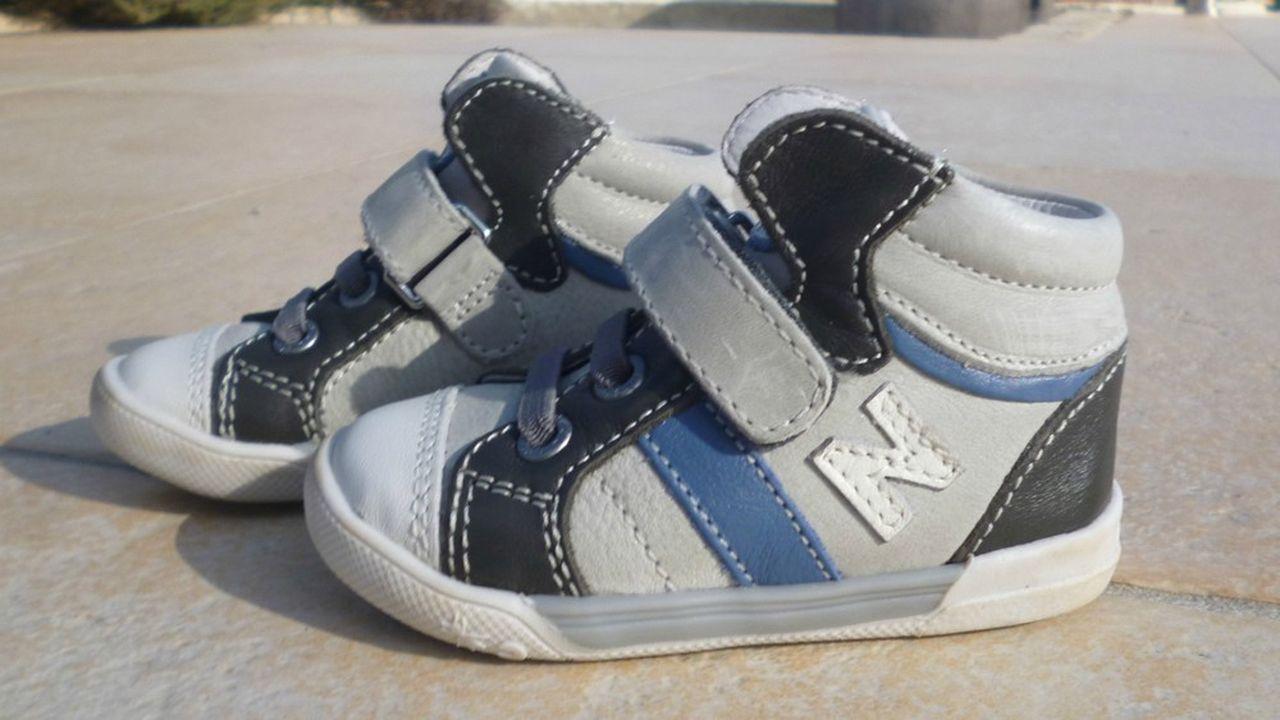 Le fabricant dit avoir pâti de la mode des baskets chez les enfants.