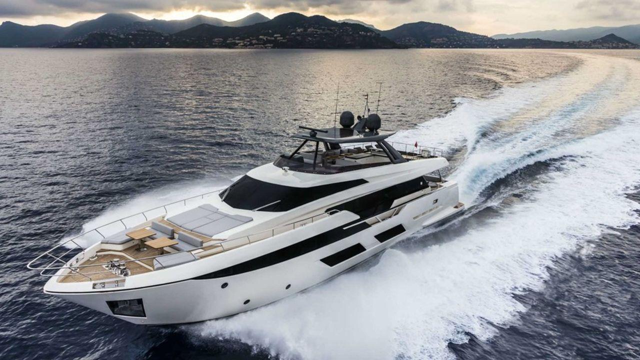Les ventes de yachts italiens, après un record de plus 6milliards d'euros en 2007, avaient plongé à 2,5milliards d'euros en 2012.
