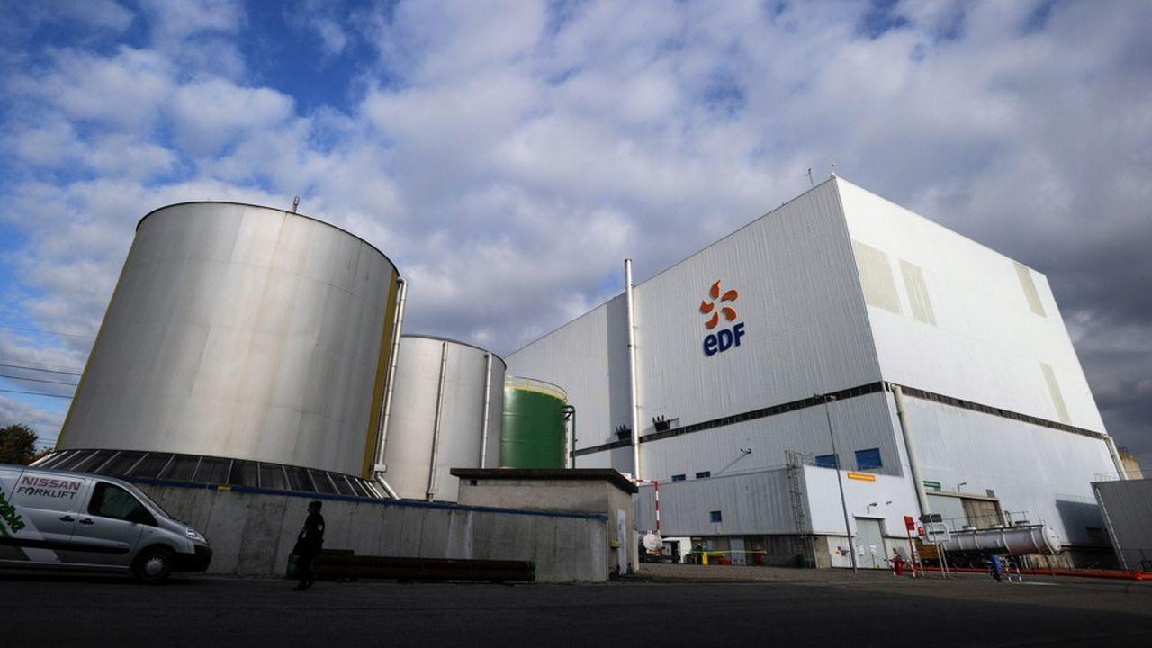 Fessenheim : une plainte contre EDF pour aide d'Etat - Les Échos