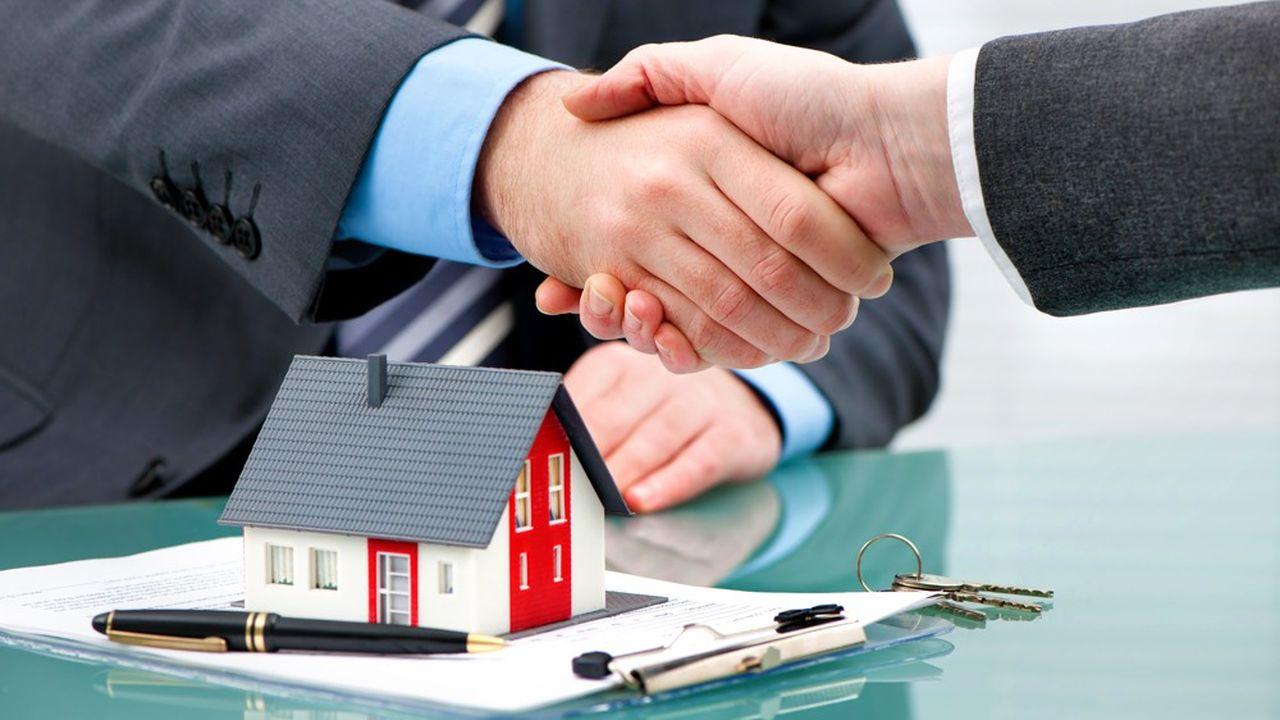 Le niveau des crédits immobiliers reste toujours aussi bas, mais jusqu'à quand,