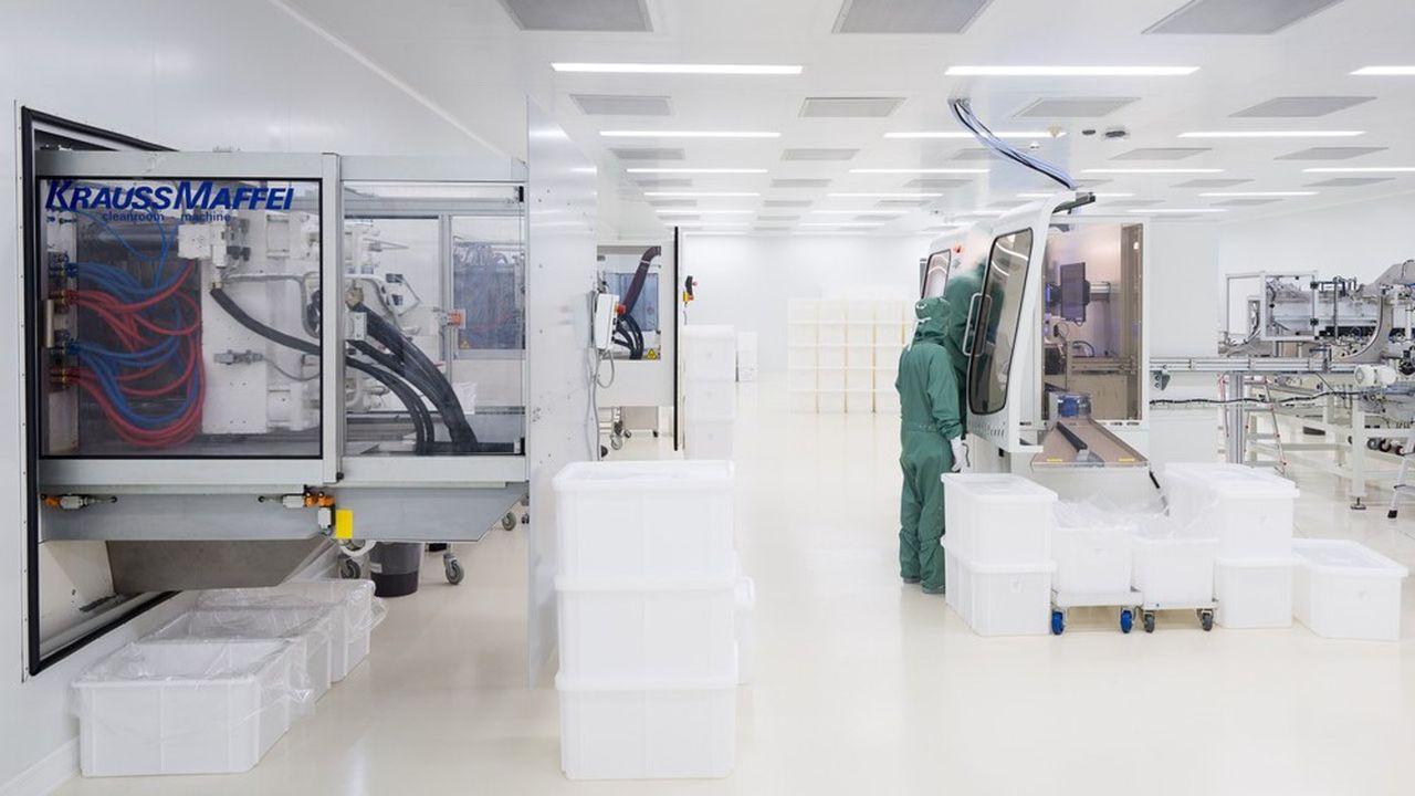 Biocorp va investir 600.000euros dans une nouvelle unité de fabrication entièrement automatisée, à Issoire dans le Puy-de-Dôme.