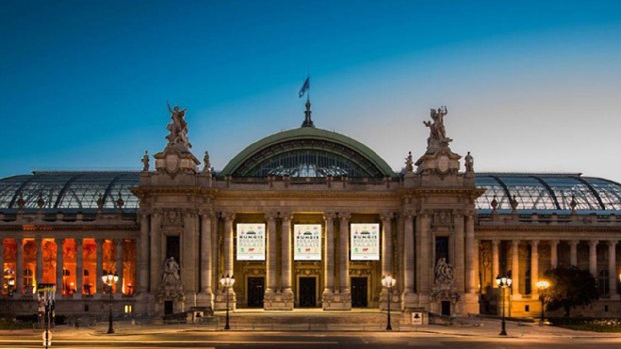 L'événement Rungis au Grand Palais marque le cinquantième anniversaire du marché international.