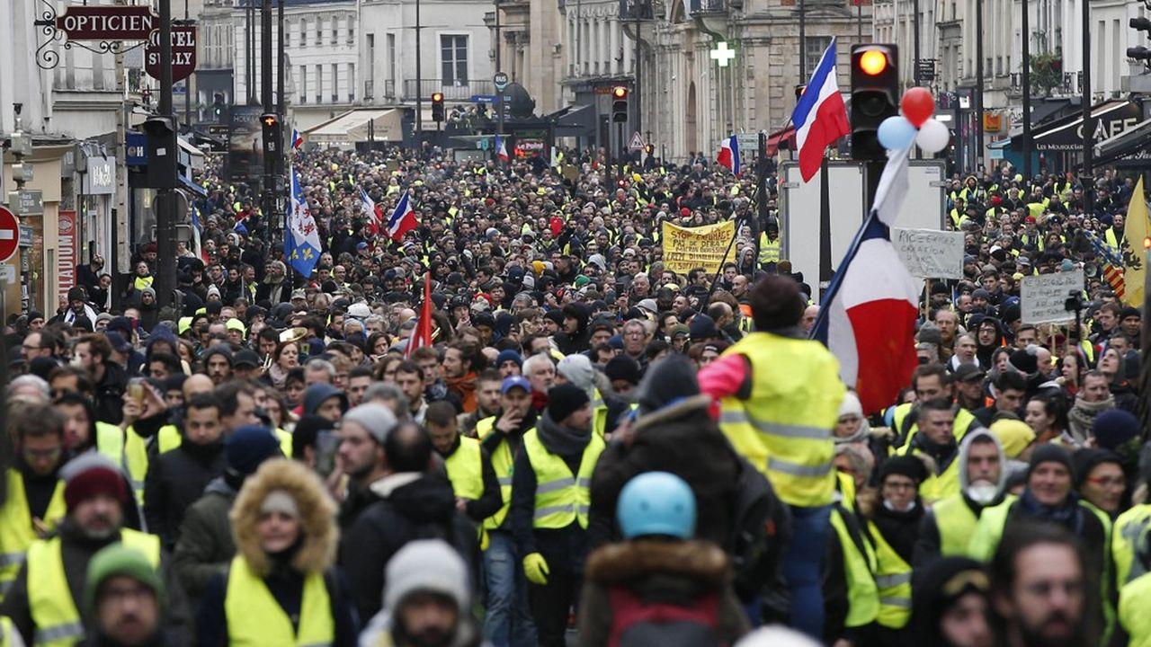 Des manifestations sont prévues pour le premier anniversaire du mouvement des «gilets jaunes».