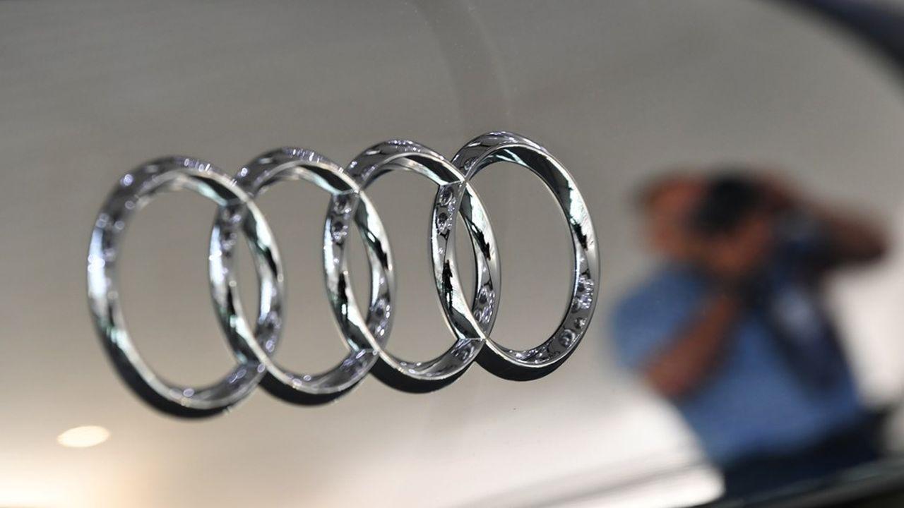 Les ventes, le chiffre d'affaires et le bénéfice opérationnel d'Audi ont reculé sur les neuf premiers mois de l'année.