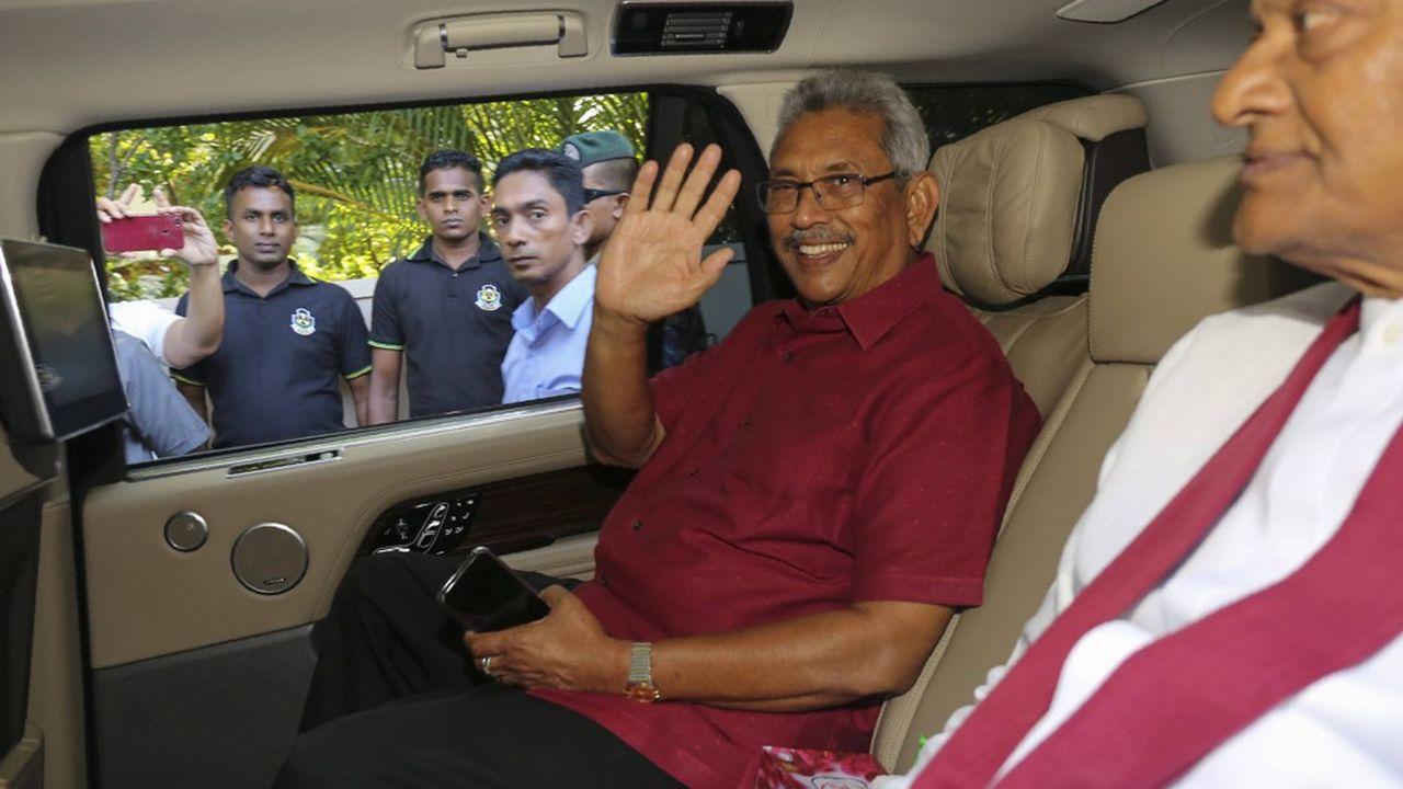 L'ancien lieutenant-colonel de 70 ans a récolté 52,25% des suffrages, selon les résultats officiels publiés dimanche par la commission électorale.