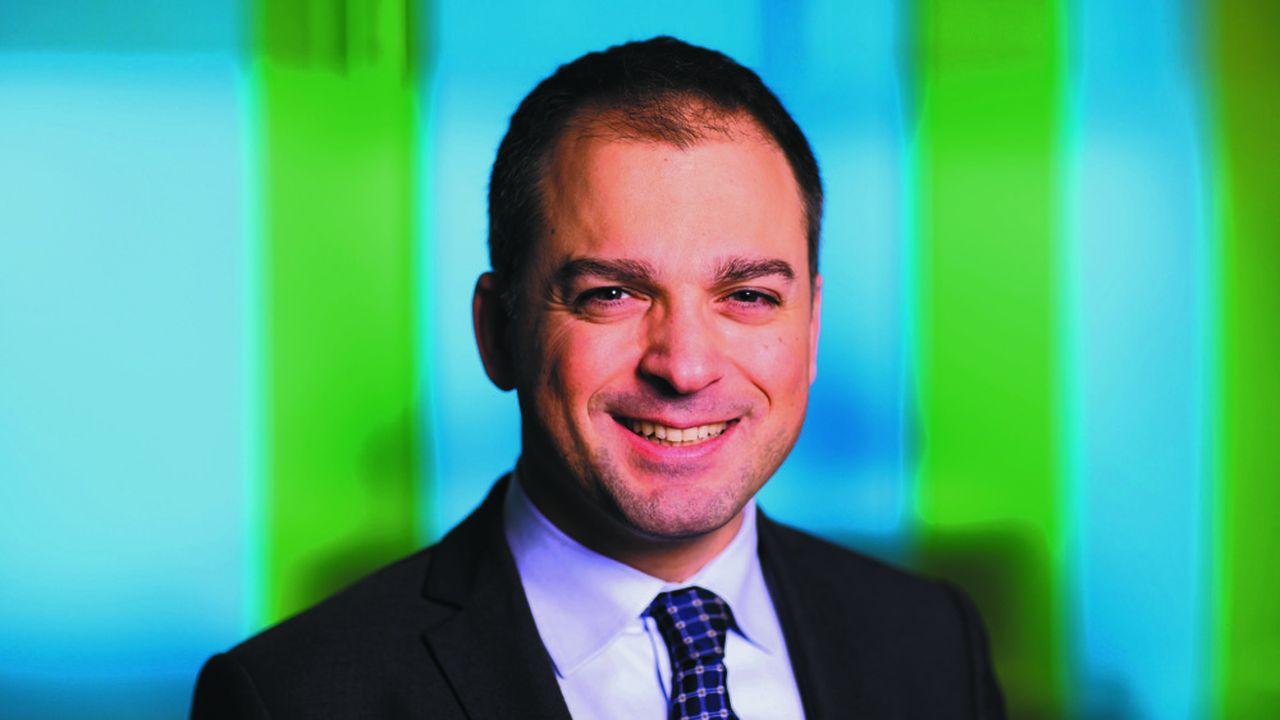 Elie Girard a pris ses fonctions de directeur général d'Atos au début du mois de novembre.