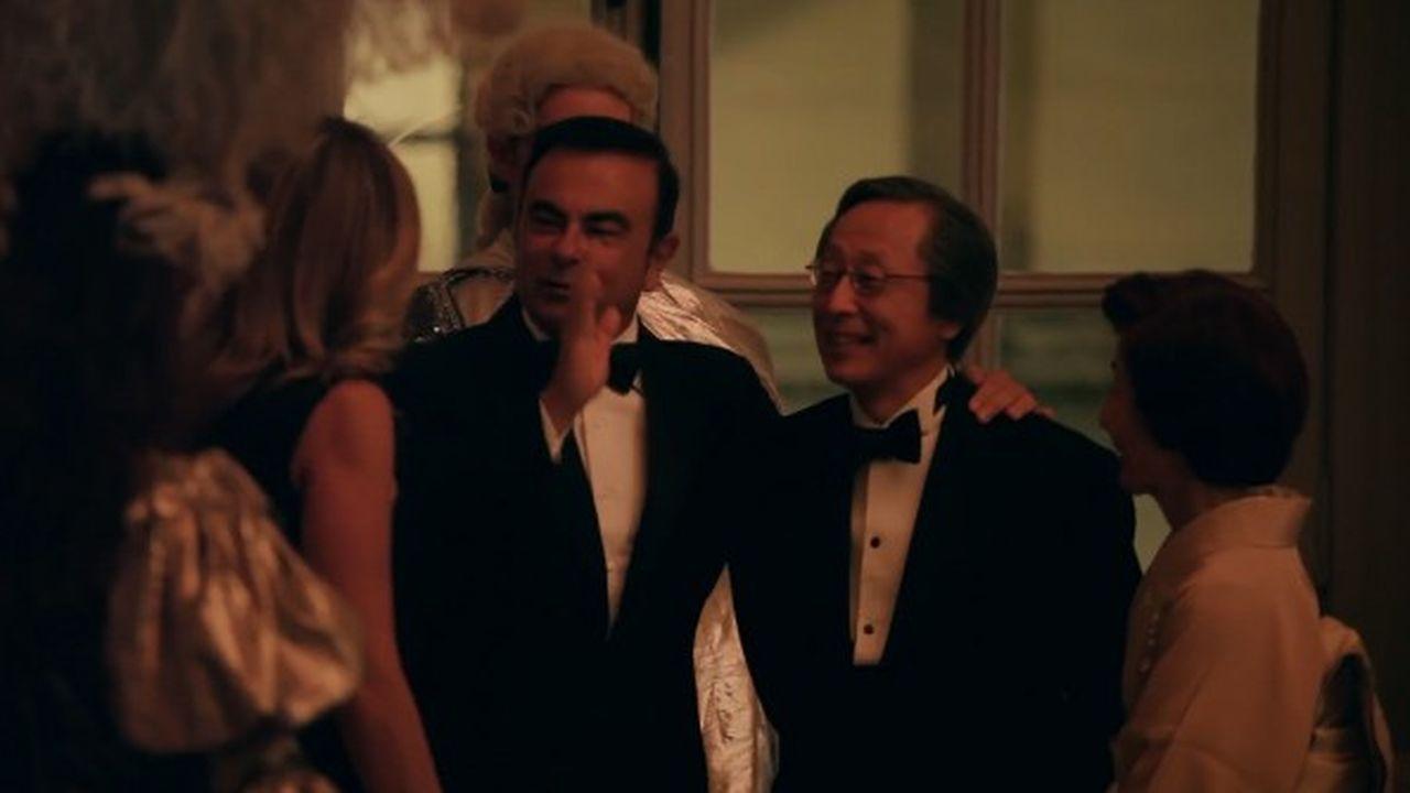 Le financement d'une partie du mariage de Carlos Ghosn au château de Versailles, en 2016, fait l'objet d'une enquête préliminaire en France.