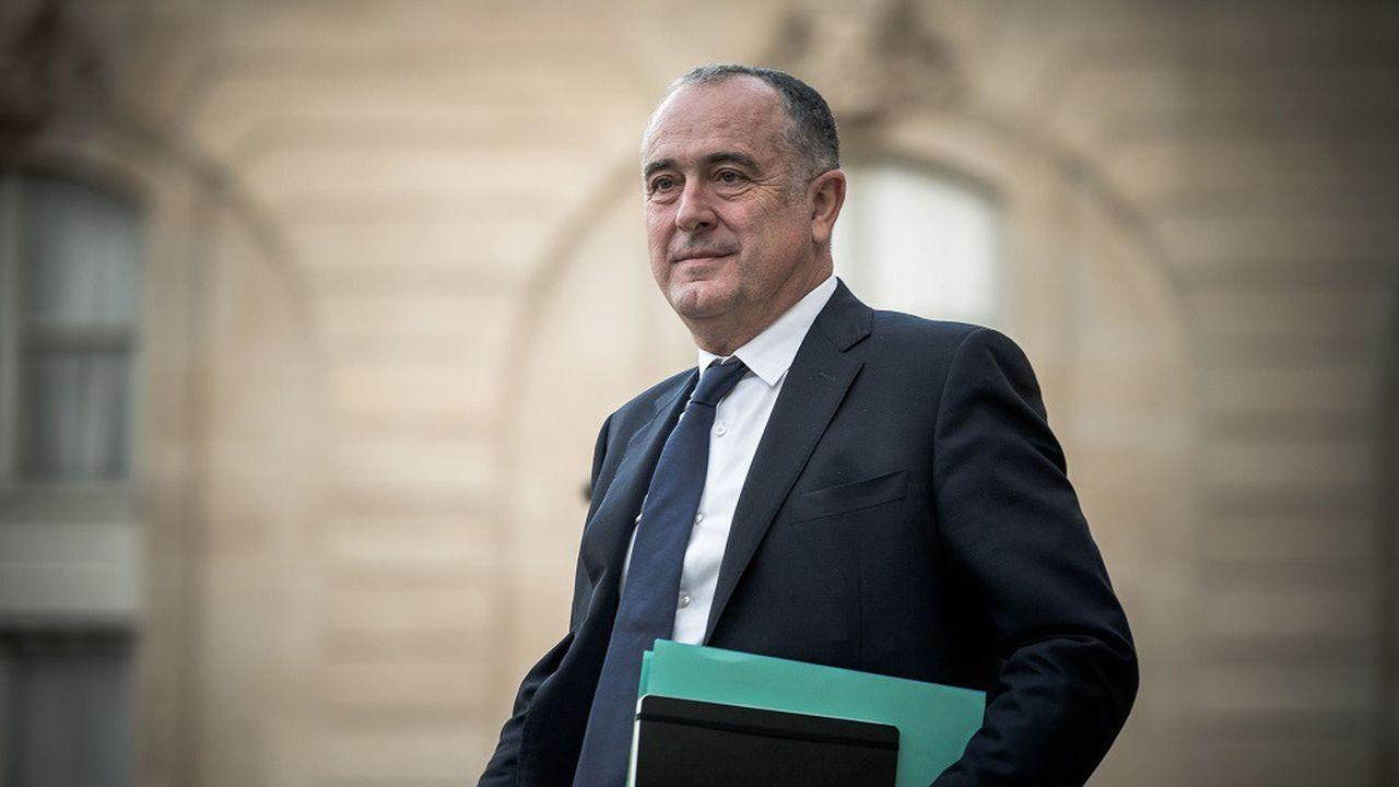 Le ministre de l'Agriculture Didier Guillaume a donné une interview auGrand Jury RTL-Le Figaro-TF1/LCI.
