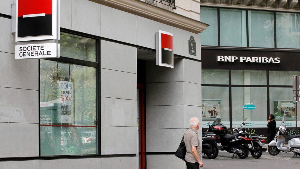 Conscientes de la menace des Gafa, les banques ont commencé à muscler leurs offres.