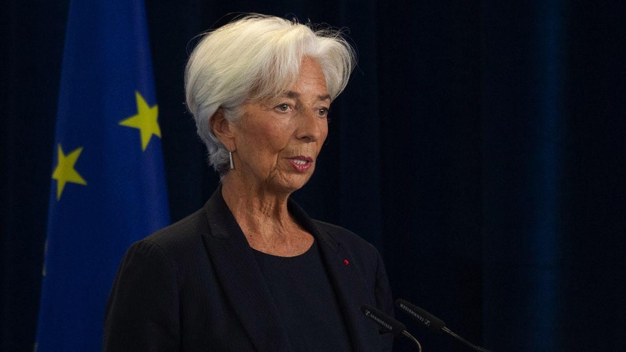 Le chemin de crête de Christine Lagarde
