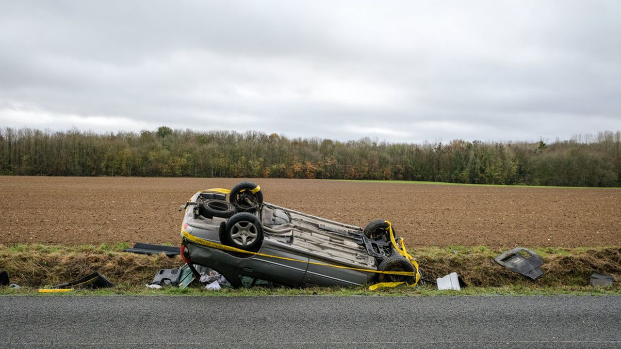 Sur les trois premiers trimestres, 23 personnes sont mortes sur les routes du département