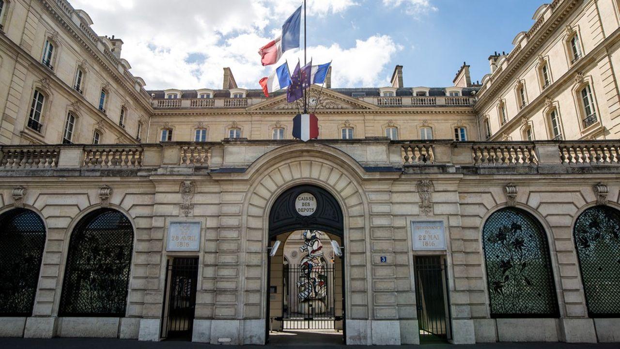 La Caisse des Dépôts va porter à 20milliards d'euros les financements de projets «à impact positif sur le climat» réalisés via la Banque des Territoires et Bpifrance sur la période 2018-2020.