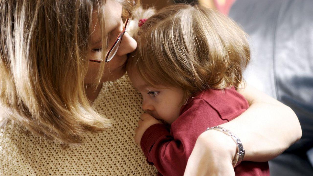 La rupture entre les parents a fait basculer 22% des familles sous le seuil de pauvreté.