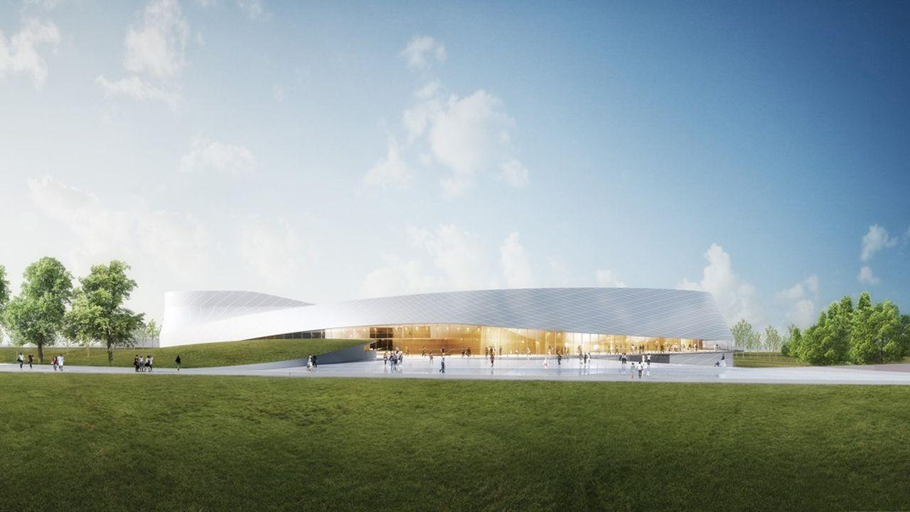 L'Espace Mayenne est l'atout maître du département du même nom pour décrocher le label Terre de Jeux 2024.