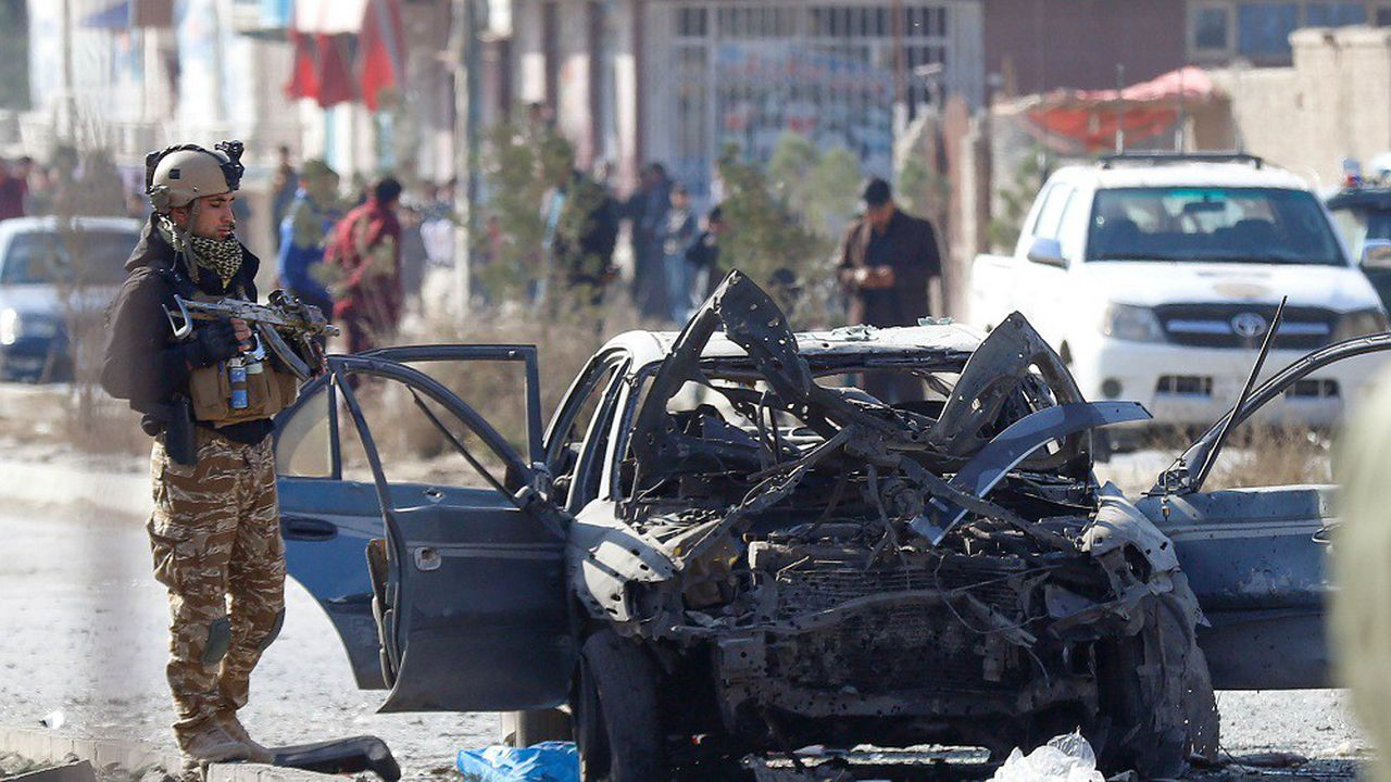 Près de la moitié des victimes d'attentats recensées dans le monde en 2018 ont perdu la vie en Afghanistan, en grande majorité dans des attaques ou des attentats suicides orchestrés par les talibans.