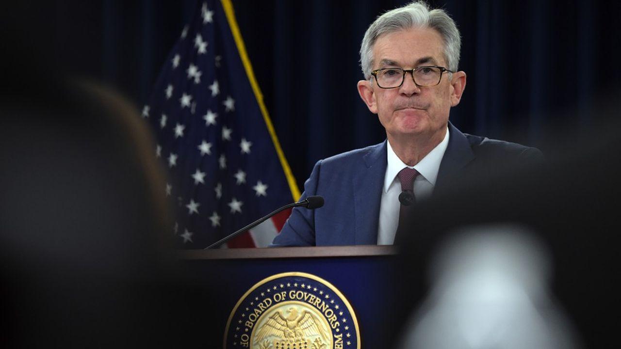 Pour Jerome Powell, il faut s'habituer à vivre dans une économie où les taux seront plus bas, même si cela engendre certains risques.