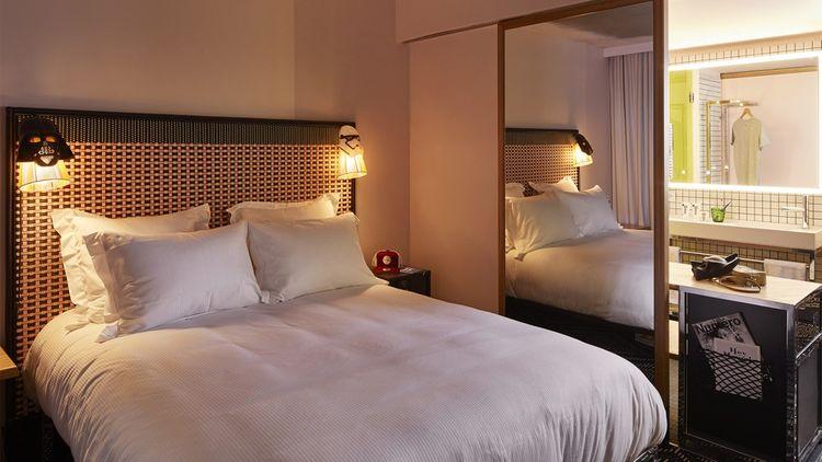 Le Mama Shelter disposera de 207 chambres et accueillera un restaurant Guy Savoy.