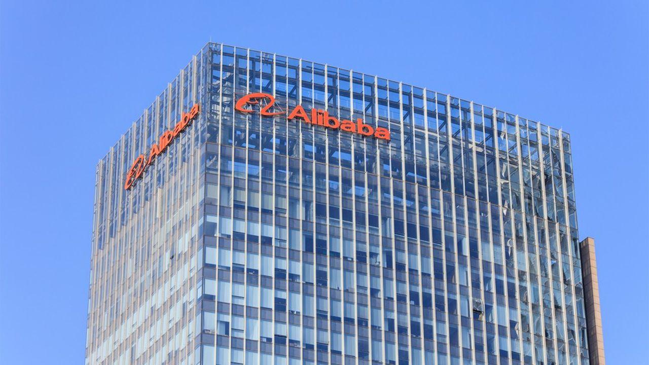 L'action sous le prix maximum pour l'IPO à Hong Kong — Alibaba