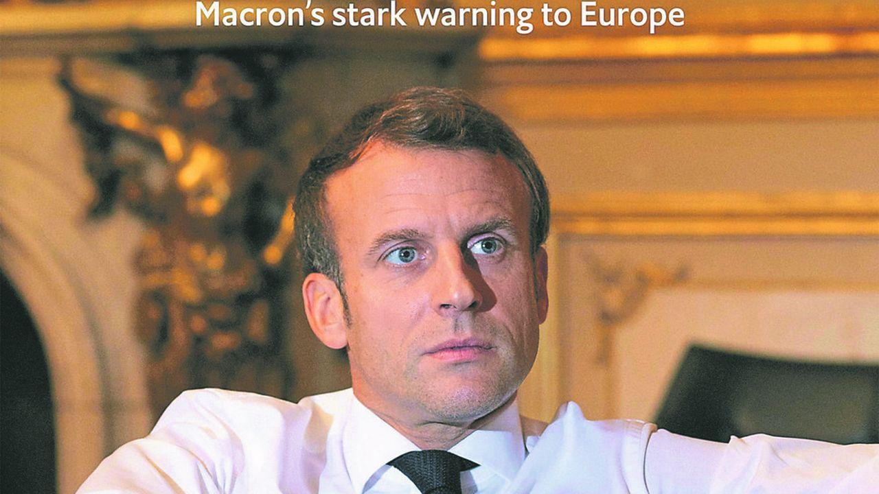 Entretien - « Il y a un peu de Blair et de Thatcher chez Emmanuel Macron »