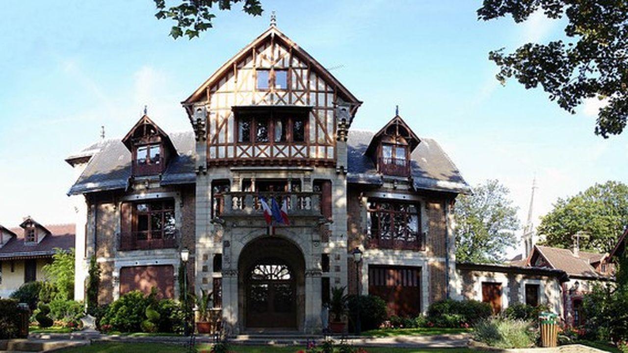 L'hôtel de ville de Sarcelles