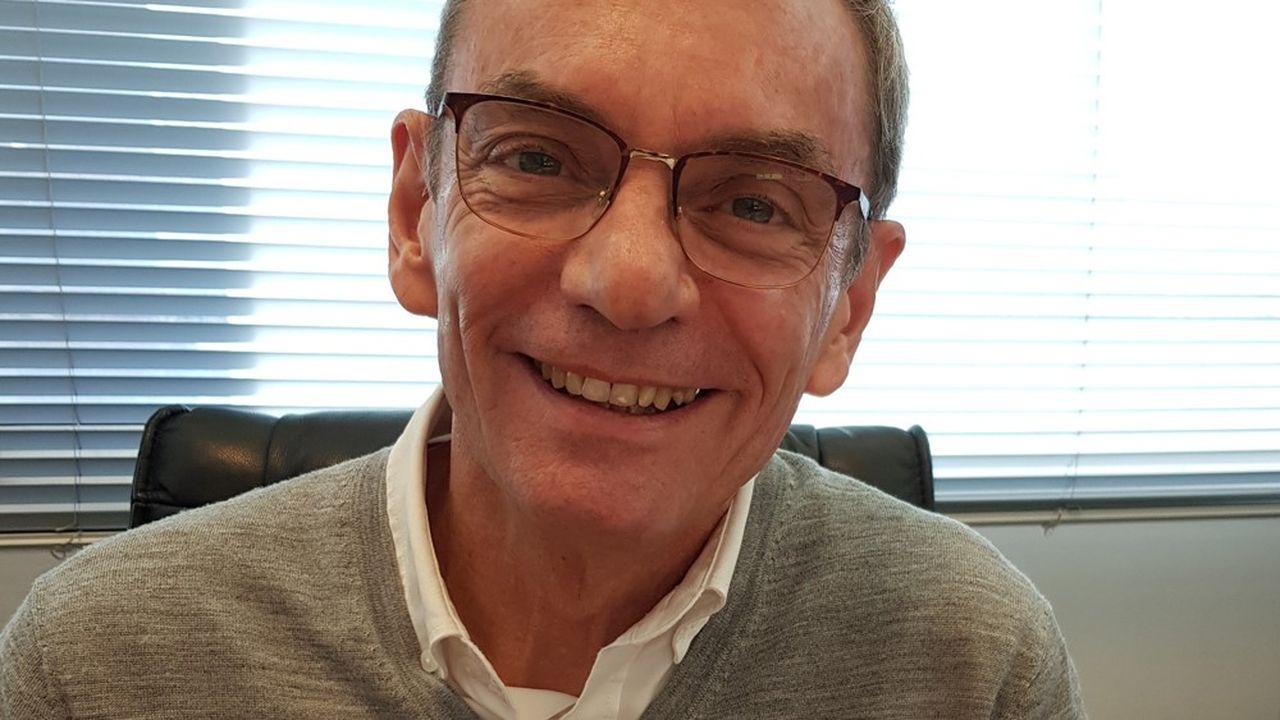 Eric Servat, directeur de l'Institut montpelliérain de l'eau et de l'environnement (IM2E).