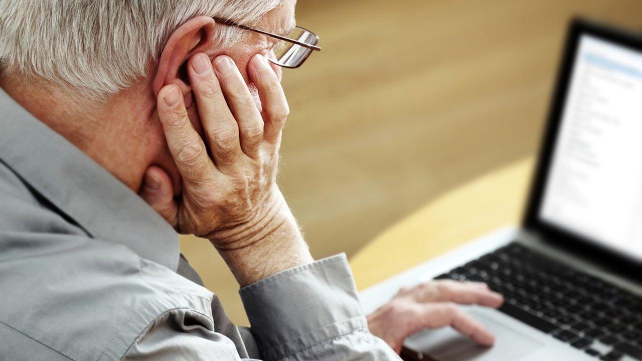 Les difficultés d'usage sont sensibles pour les publics âgés et fragiles socialement.