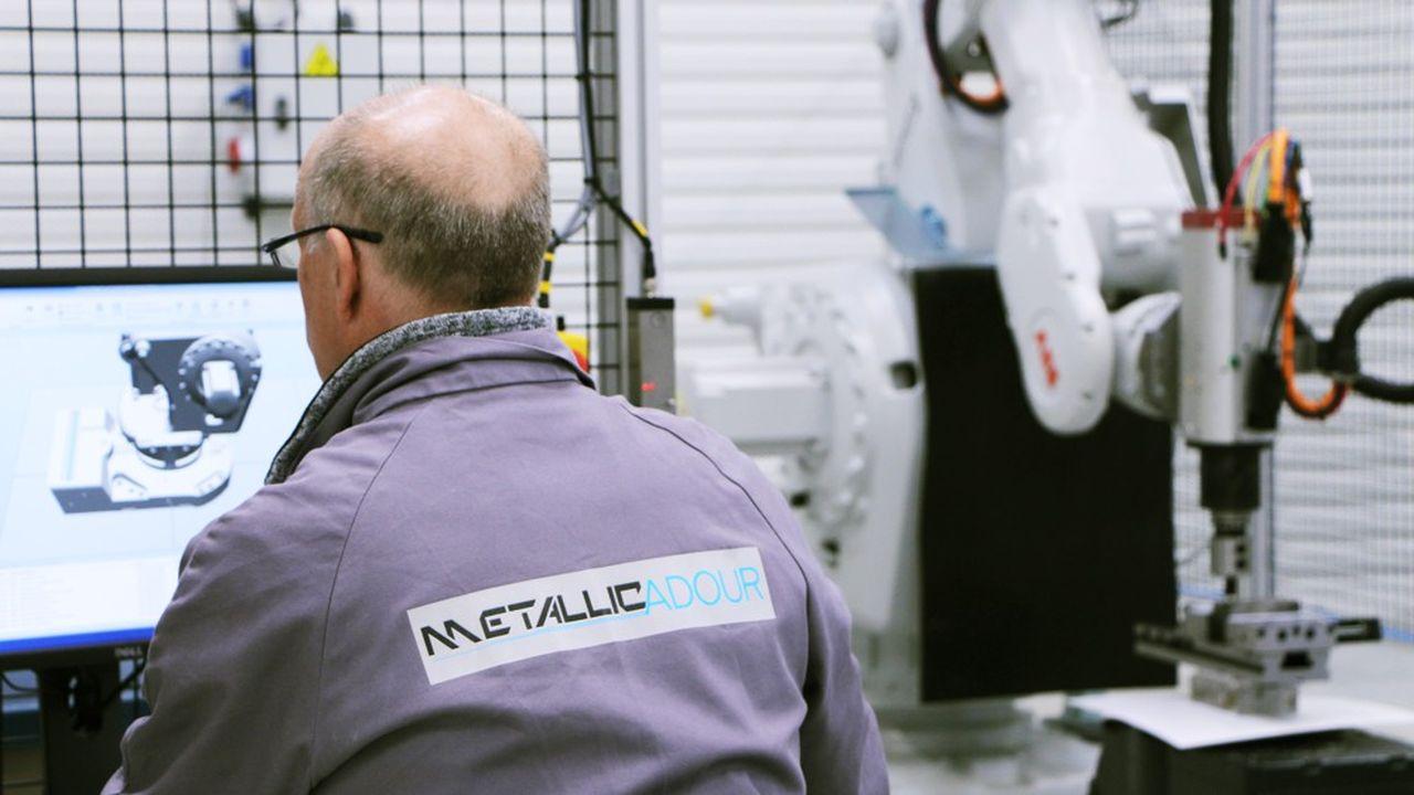 Metallicadour est un centre de ressources et de transfert de technologies créé en 2013 par les industriels.