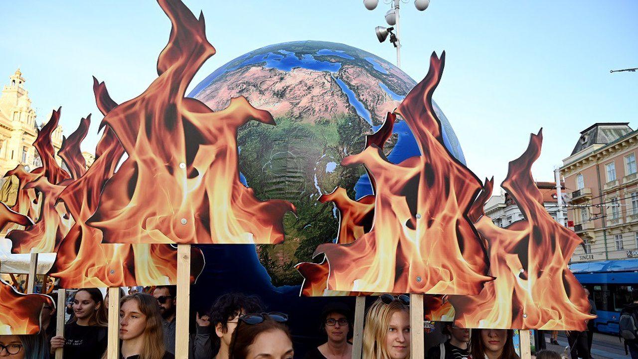 « Urgence climatique », mot de l'année pour Oxford Dictionaries