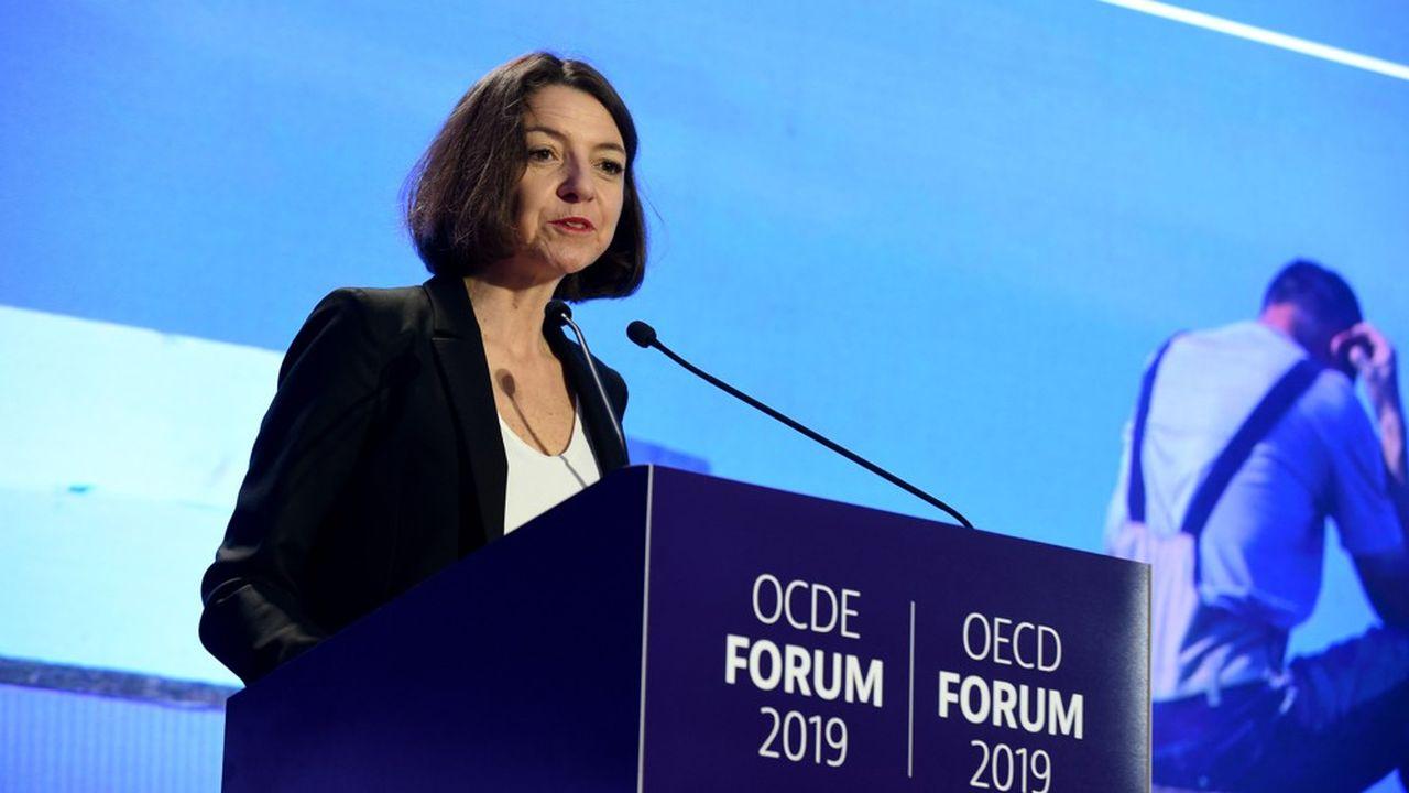 L'OCDE s'attend à la croissance mondiale la plus faible en dix ans
