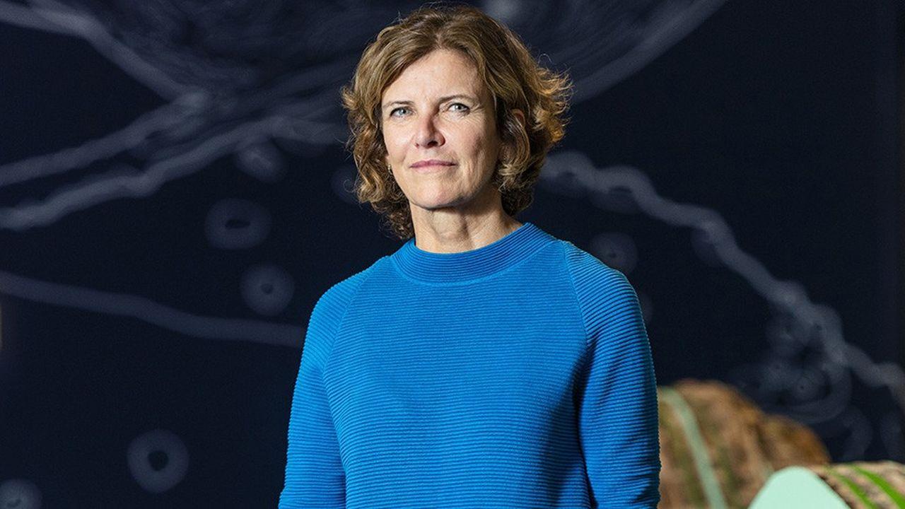 Jeanne Gang, en septembre 2019, à l'Aquarium tropical du Palais de la Porte Dorée, à Paris.