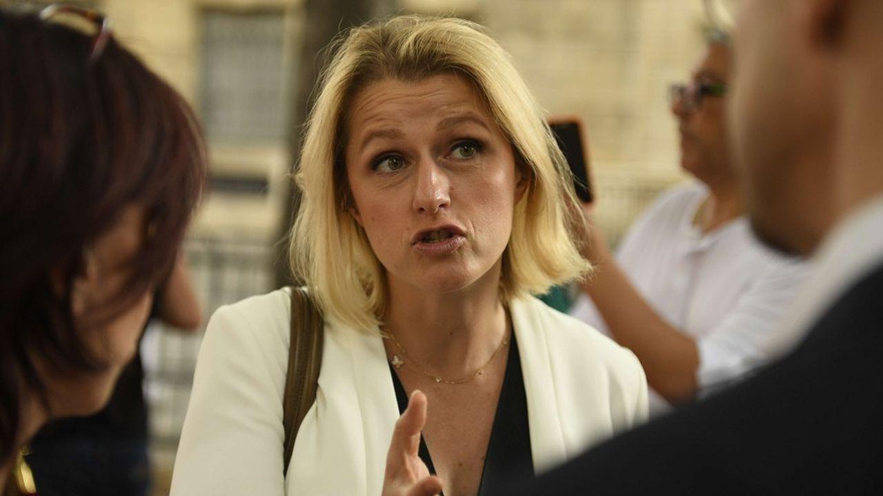 Barbara Pompili, députée LREM de la Somme et présidente de la commission de Développement durable à l'Assemblée nationale, est candidate pour les municipales à Amiens non pas sur la liste investie par LREM mais sur celle de Christophe Porquier.