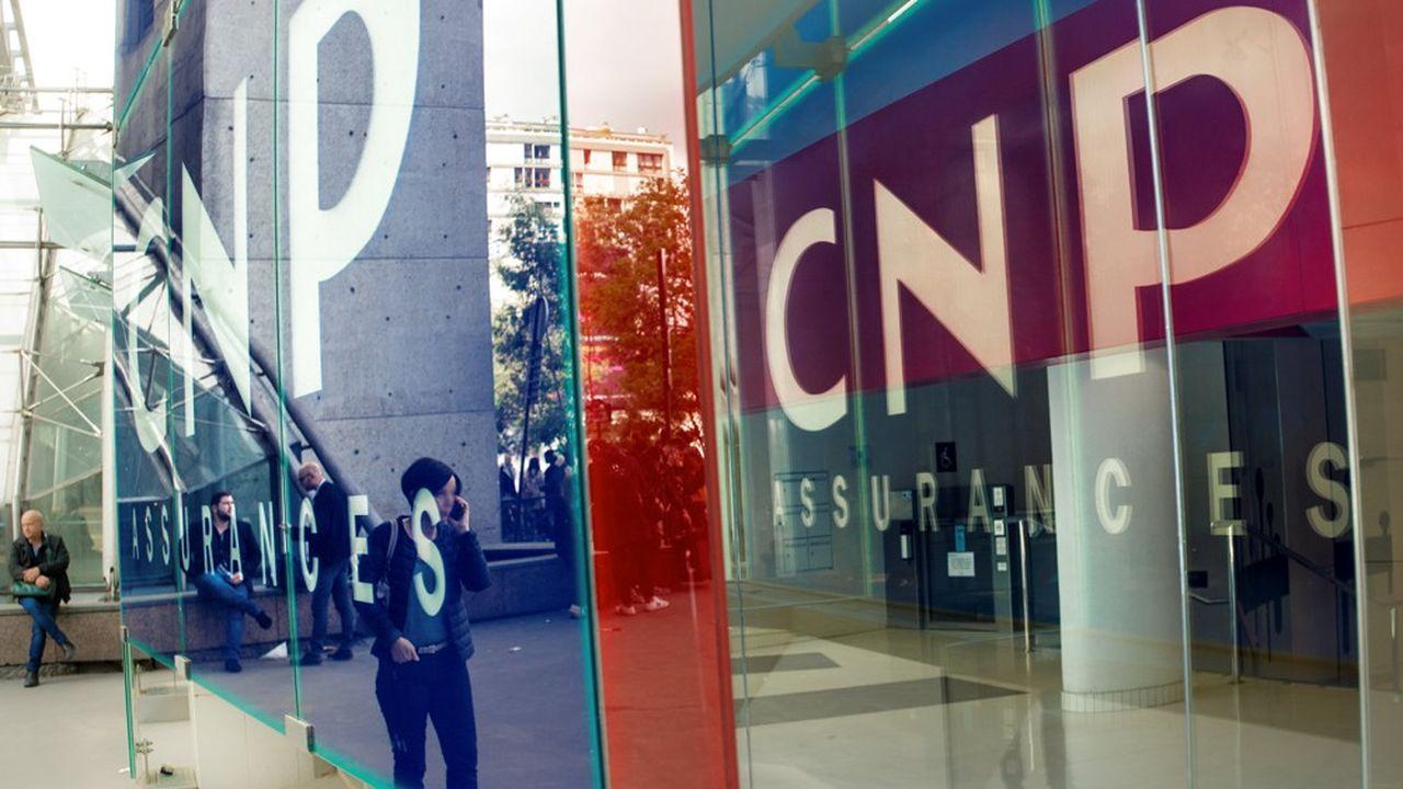 CNP est le leader français de l'assurance-vie.