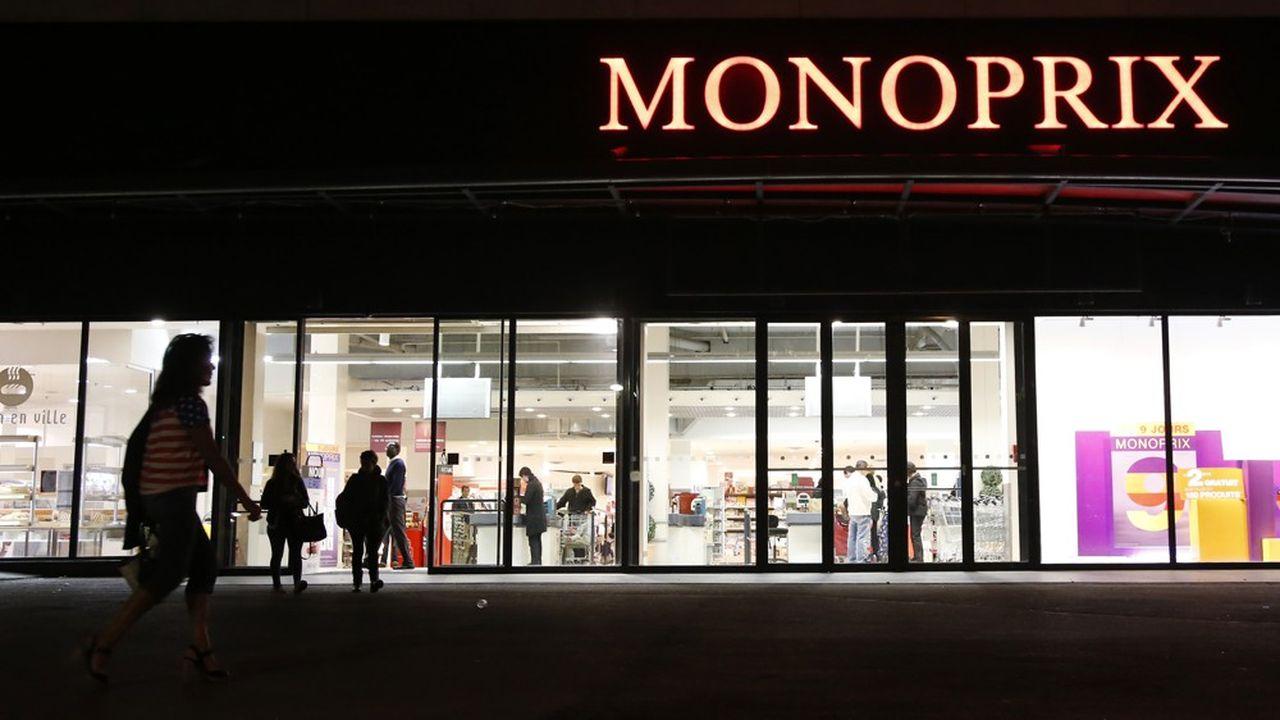 Monoprix a subi de plein fouet les aléas juridiques sur le travail de nuit qui commence à 21heures.