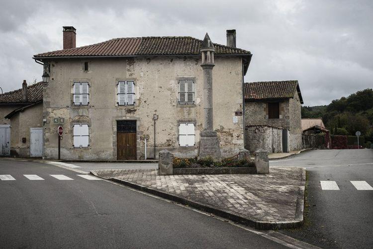 Le village des Cars, dans le Limousin.