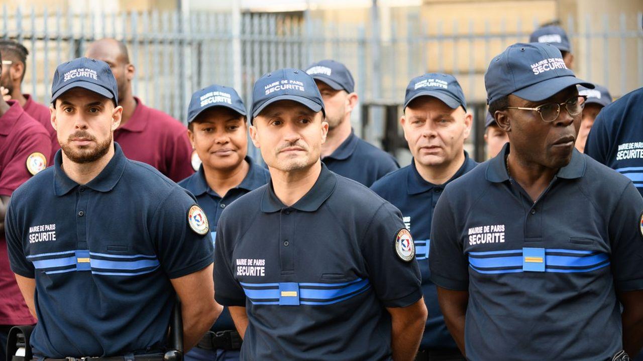 Anne Hidalgoavait annoncé en début d'année son intention de créer une police municipale après longtemps ne pas en avoir voulu.