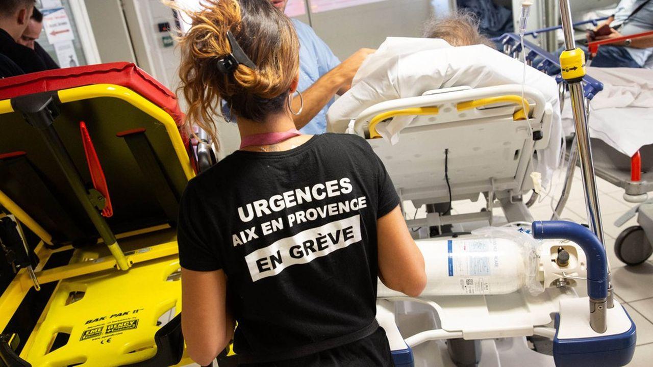 Les hôpitaux tout comme la SNCF, EDF et l'ensemble du service public souffrent d'un management des ressources humaines antique.