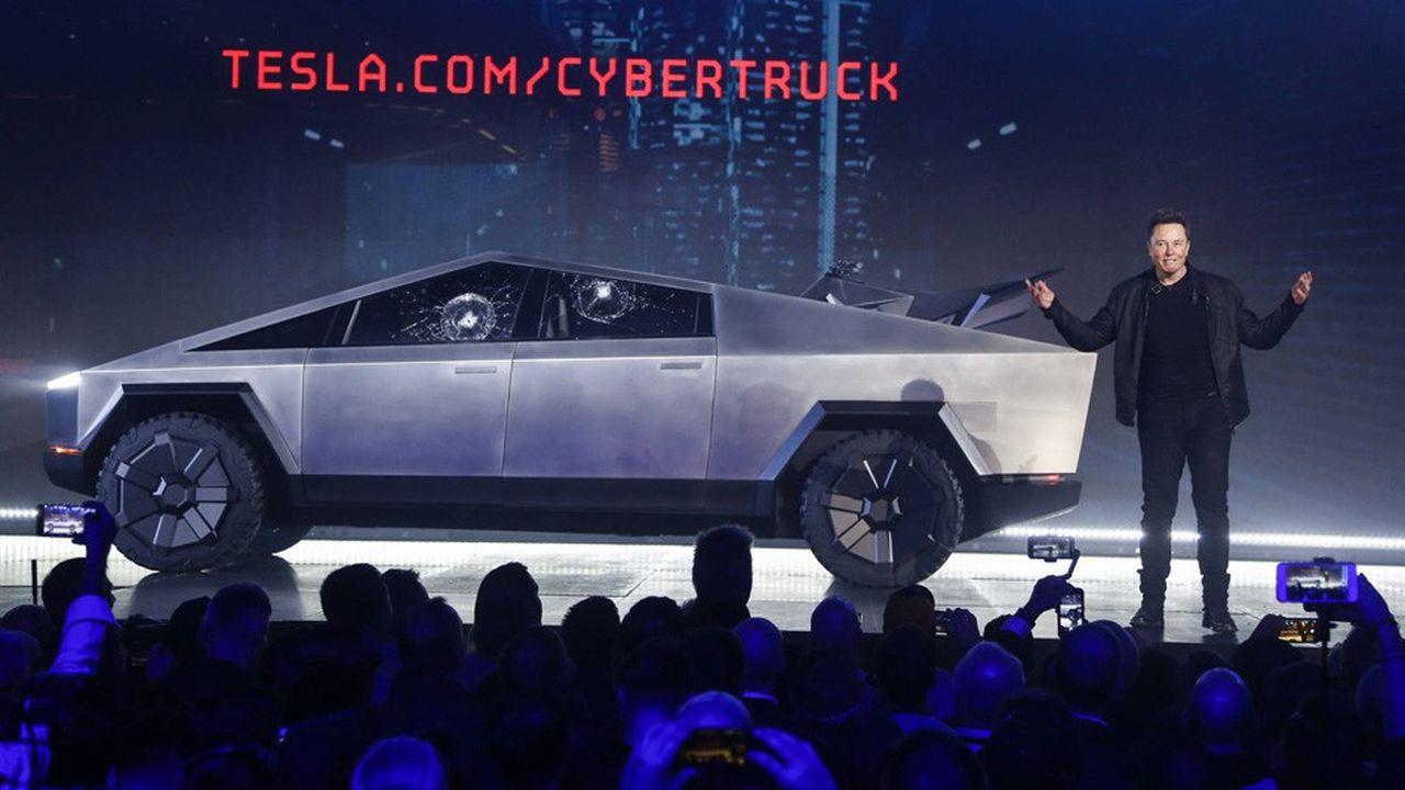 La honte en direct : la présentation d'une nouvelle Tesla vire au fiasco