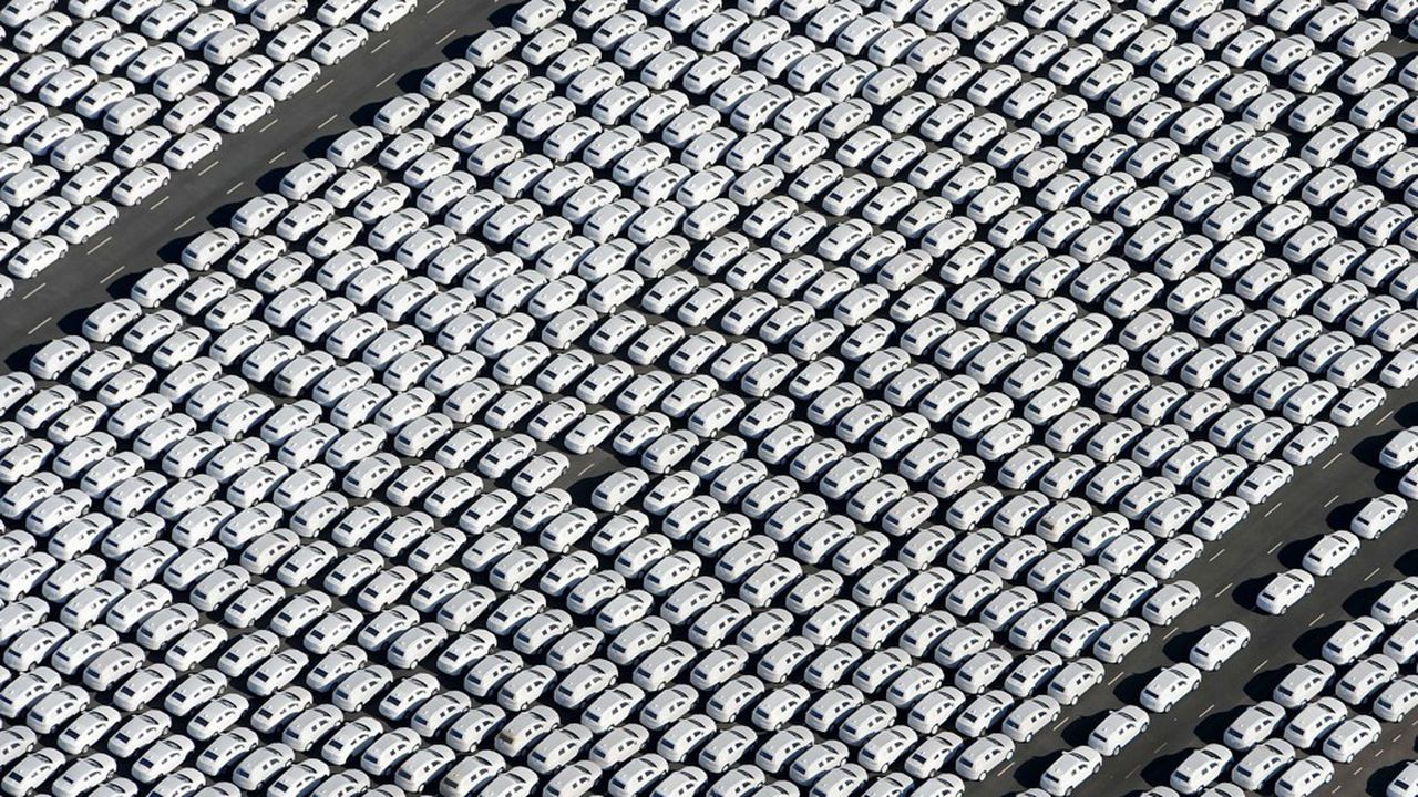 Cartel de l'acier : Volkswagen, BMW et Daimler écopent d'une lourde amende