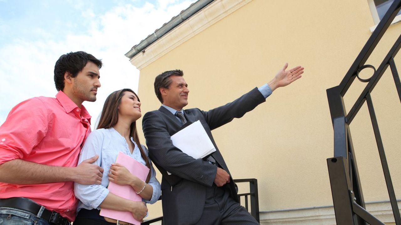 72% des Français interrogés par cette étude se déclarent satisfaits de l'intervention d'un agent immobilier