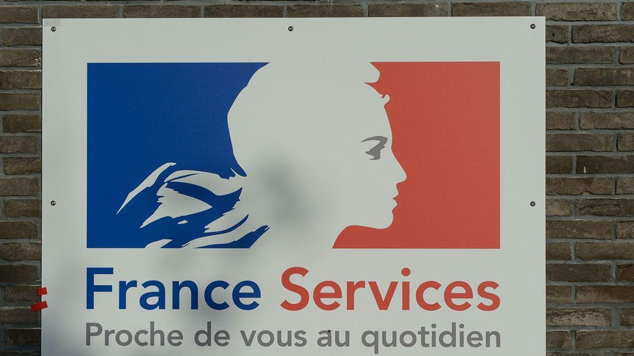 Le président de la République Emmanuel Macron avait promis en avril que chaque canton disposerait avant la fin du quinquennat d'une maison France services.