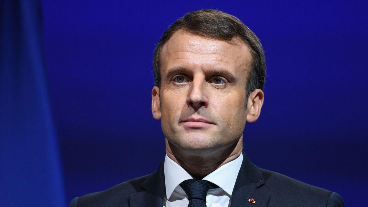 La grève du 5décembre est un mouvement «contre la fin des régimes spéciaux», a estimé Emmanuel Macron lors d'une conférence de presse clôturant son déplacement dans la Somme