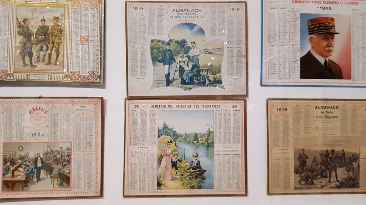 La collection présentée est ancrée dans le quotidien des Français depuis des générations.